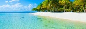 belle plage au Belize