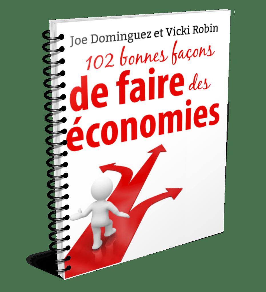 102 bonnes façons de faire des économies