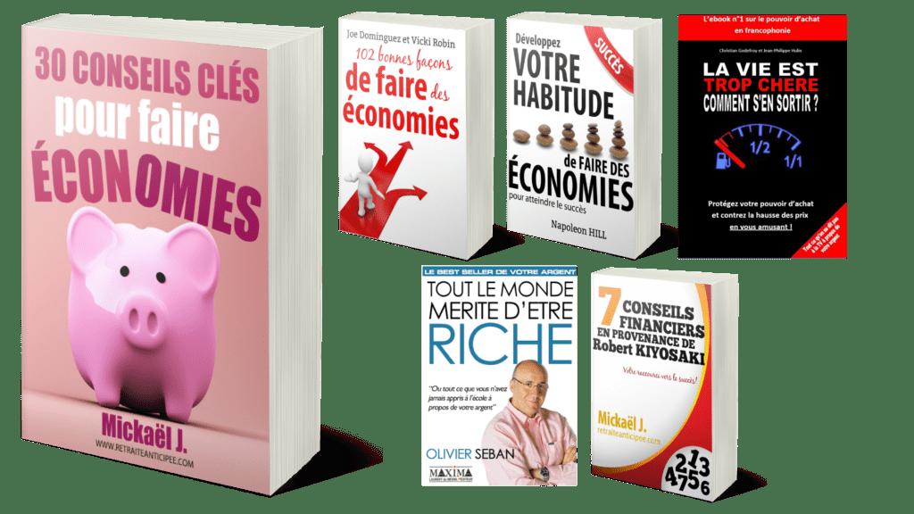 30 astuces pour faire des économies