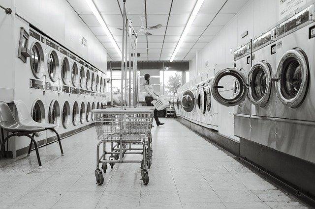 revenus passifs avec une laverie automatique