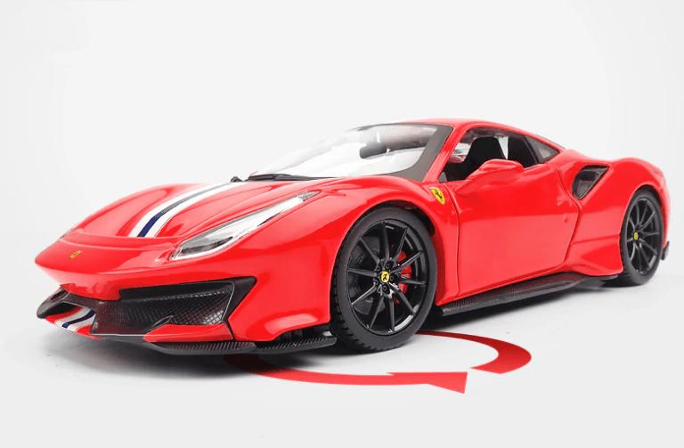 Ferrari 488 pista modèle réduit
