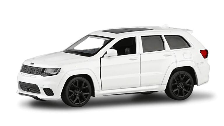 Jeep modèle réduit